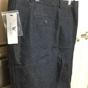 Worthington Pants - NWT Modern Fit Trouser Leg size 16p